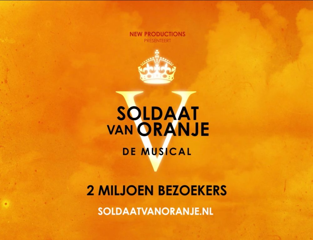 Soldaat van Oranje (Soldier of Orange)