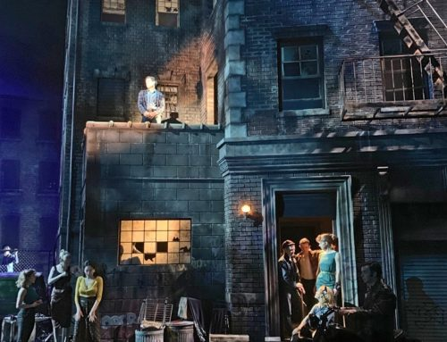 WEST SIDE STORY IN STAGE AROUND